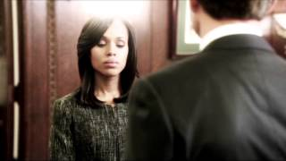 "Scandal 4x02 | Olivia & Fitz ""Can Ms. Pope and I have the room?"""