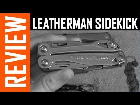 Leatherman Sidekick - In Depth Review!