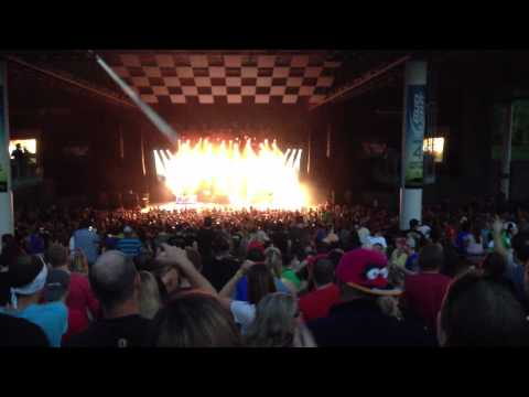 311 - Down - DTE Energy Music Theater 8/15/12