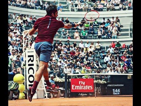 Roger Federer - Ruthless Elegance ᴴᴰ