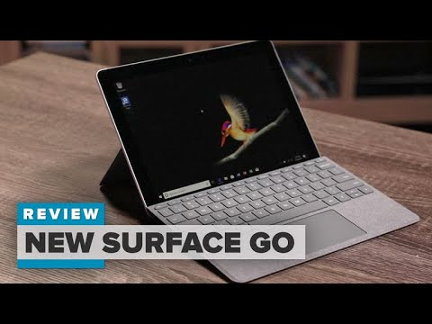 Microsoft Surface Go review: This shrunken-down Surface is growing on me