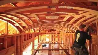 Groin Vault Ceiling Time Lapse