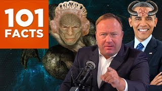 101 Facts About Conspiracies Part II (ft. AllTime Conspiracies)