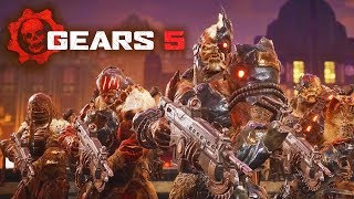 "Gears 5 Versus: Official ""4 Things To Know About Escalation"" Trailer"