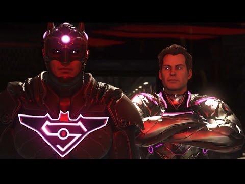 Injustice 2 - IS BATMAN EVIL?! (ENDING EXPLAINED!)