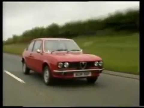 Old Top Gear - Alfa Romeo Alfasud