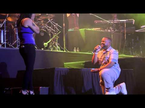 Jason Derulo | Surprise Marriage Proposal at Musikfest