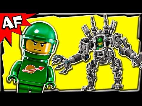 Lego Ideas EXO SUIT 21109 Stop Motion Set Review