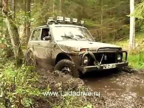 lada niva 4x4 extreme off road from sweden youtube. Black Bedroom Furniture Sets. Home Design Ideas