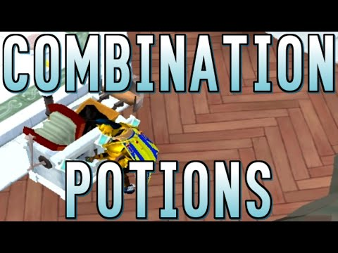 Combination Potions Guide and Review [Runescape 2014]