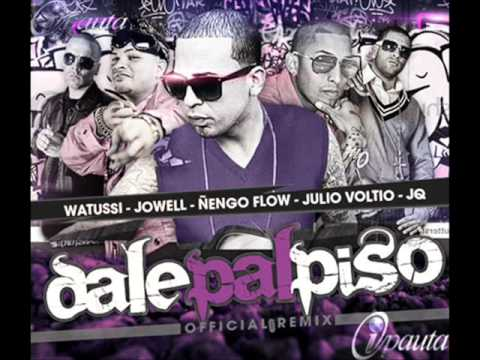 Dale Pal Piso Jowel & Randy Ft. Watussi ♫ Rmx ► Dj Andres Con Sello ★ video