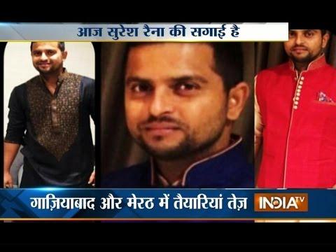 Suresh Raina to Get Engaged with Childhood Friend Priyanka Chaudhary today - India TV
