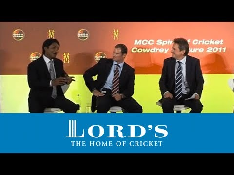 MCC Cowdrey Lecture 2011 - Favourite Players | The Spirit of Cricket