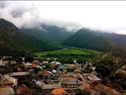 Туристический Азербайджан Oğuz | Огуз