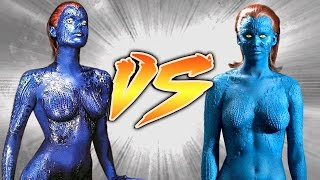Who is the BETTER MYSTIQUE?