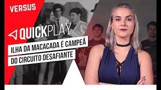 IDM CAMPEÃ DO CIRCUITO DESAFIANTE - Quick Play | Versus