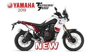 YAMAHA TENERE' 700 2019