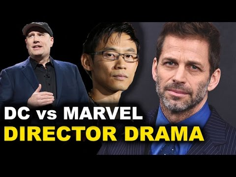 James Wan Aquaman Rumors, Zack Snyder Justice League 2017, The Flash 2018 Director