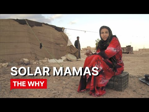 Solar Mamas - Why Poverty?
