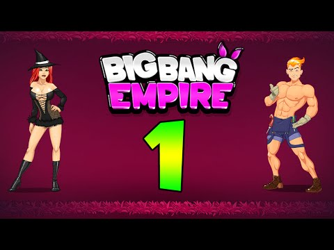Big Bang Empire Pl2 1 Wielki Pocz Tek