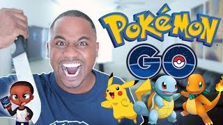 DEAR POKEMON GO PLAYERS | Pokémon GO Is Dangerous!