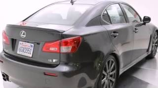 Used 2008 Lexus IS F Encino CA 91436