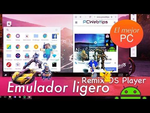 El emulador más POTENTE de ANDROID 6.0 para PC 2017 (incluye Apps & Juegos)