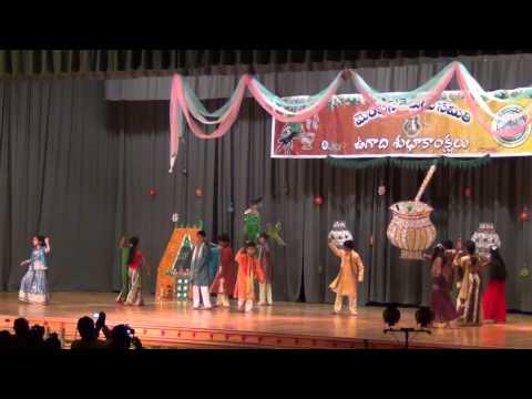 TAM Ugadi 2012 - Adara Adara - Dance