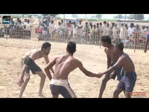 KAUNKE KALAN (Jagaron) 3rd Baba Rodu Ji Kabaddi Tournament - 2014 || HD ||  Part 1st.