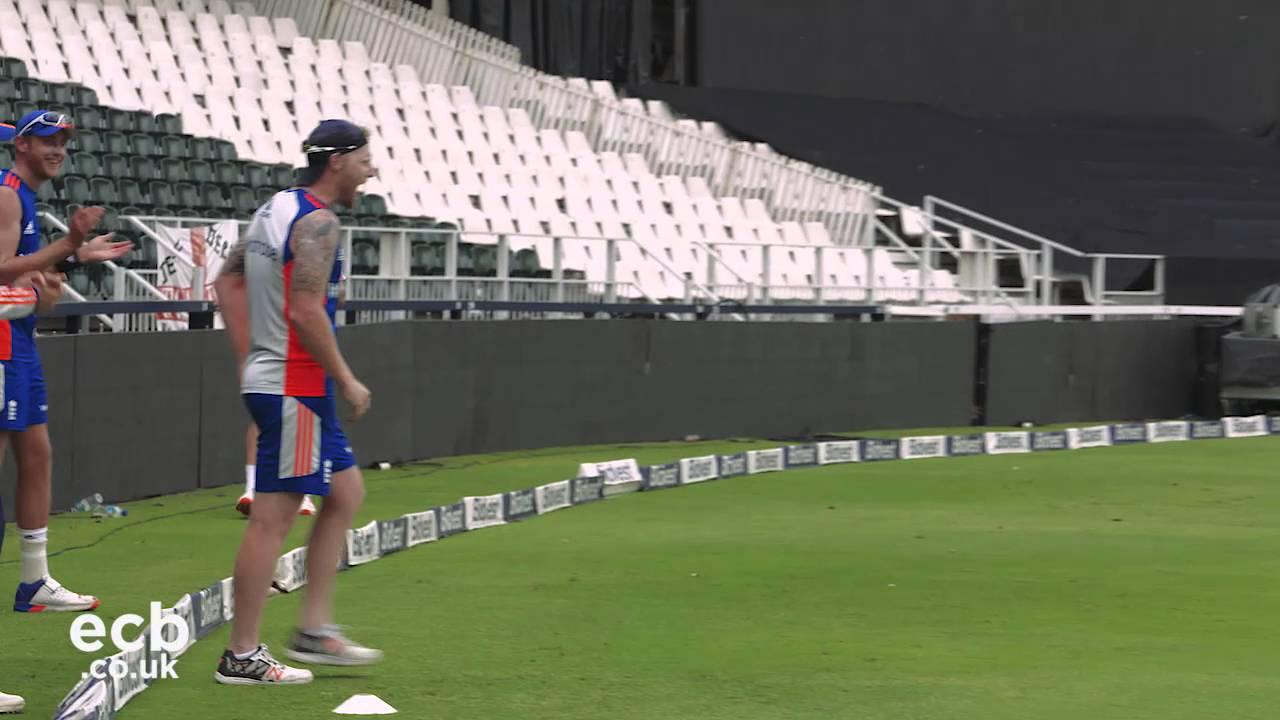 Jason Roy leaping boundary catch