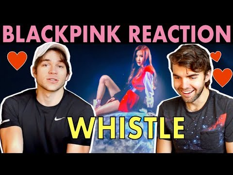 BLACKPINK - WHISTLE M/V REACTION (These Visuals Are INSANE!!)
