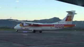 ATR 72-600 Air Nostrum EC-LRH (ATR number 1000 in LESO)