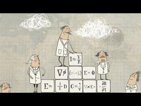 An Animated Story Of Physics - Dara O Briain's Science Club - Albert Einstein - Bbc video
