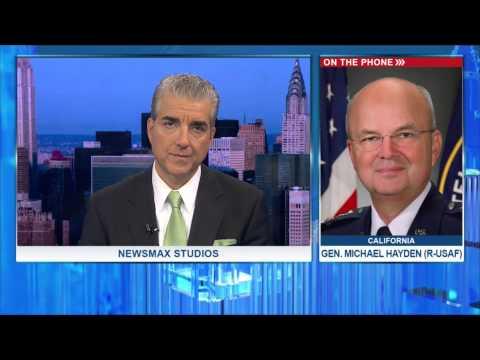 Malzberg | Gen. Michael Hayden: NSA's Surveillance Program Should be Reauthorized