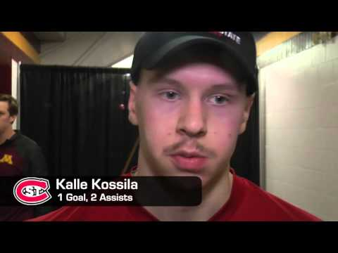 Men's Hockey - Post Game Interviews 11/29/15