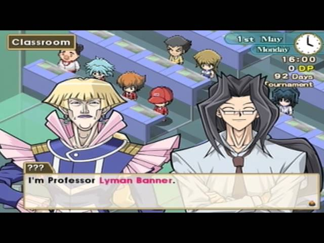 Let's Play Yu-Gi-Oh! GX Tag Force Evoloution Part 1 | Fucking Cats