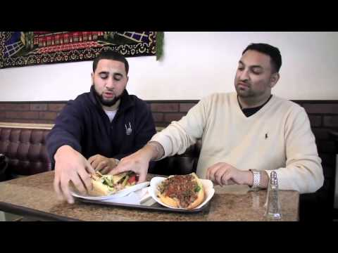 Saad's Halal Restaurant, Philadelphia, PA - Sameer's Eats [Halal Food/Restaurant Review]