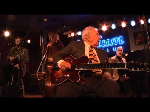 Bucky Pizzarelli with Les Paul's Trio at the Iridium, NY 2009 Part 6.
