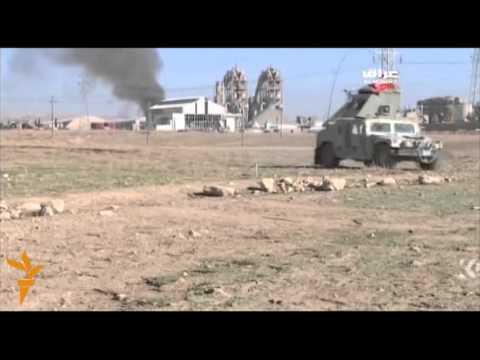 Iraqi Kurdish Troops Take Control Of Sinjar