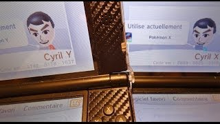 Pokémon X et Y : Échange de Code Ami pour le Safari ★ Pokemon XY Friend Code Exchange ★ 3DS