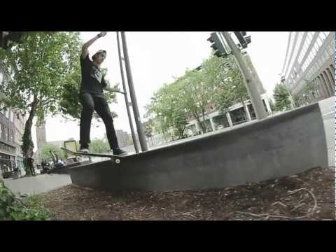 unitedskateboardartists und ÜBER Skateboards A7 Tour 2012