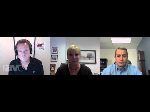 E4 AV Tour: rAVe Founder Gary Kayye Interviews NEC VP Ashley Flaska and Almo Pro A/V EVP Sam Taylor