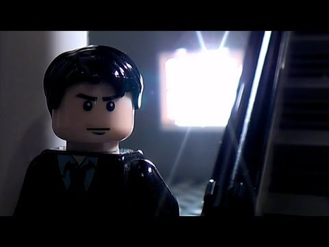 The Dark Knight Rises Trailer 2: IN LEGO