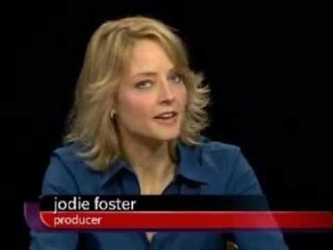 Jodie Foster || Charlie Rose 2007