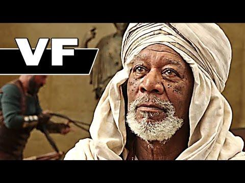 BEN HUR Bande Annonce VF (Morgan Freeman, Action - 2016) streaming vf