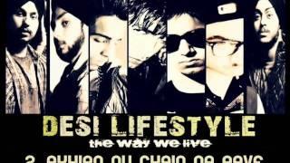 Desi Lifestyle - Akhian Nu chain Na aave (Audio) - D'elusive