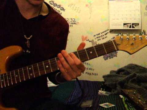 Purple Stain - Red Hot Chili Peppers - Lesson