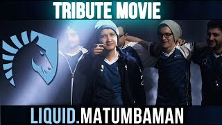 Liquid.Matumbaman Tribute - MOST ICONIC Moments, Best Plays, Funniest Moments - Dota 2
