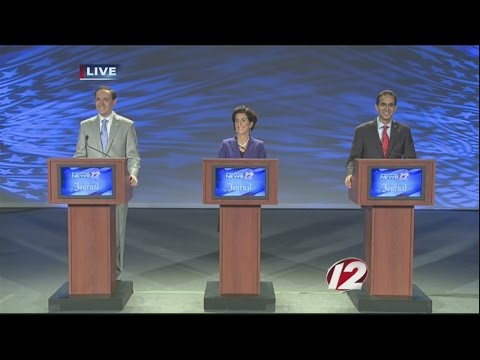 Campaign 2014 Democratic Gubernatorial Debate