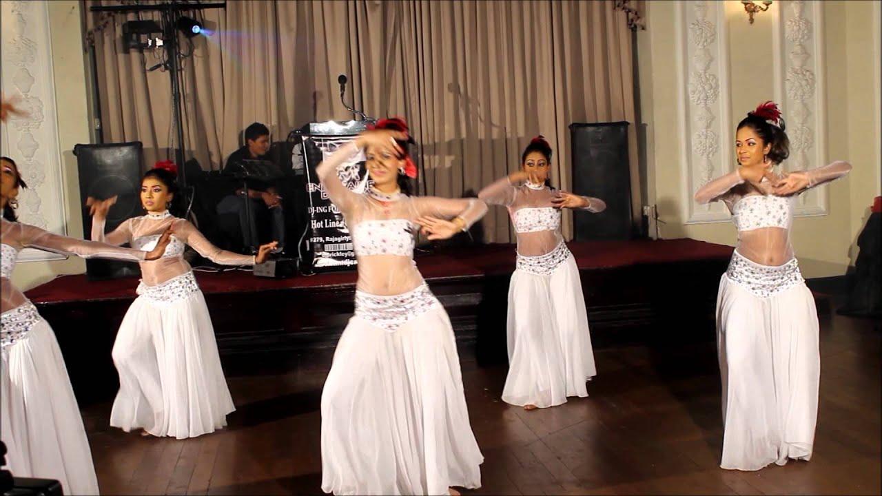 Sri Lankan Surprise Wedding Dance Done By Groom S Sister